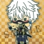 es Series nino Rubber Strap Collection - Touken Ranbu Unit 1 8Pack BOX(Pre-order) thumbnail 5