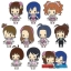 es Series nino Rubber Strap Collection - THE IDOLM@STER stage1 Renewal ver. 10Pack BOX(Pre-order) thumbnail 1