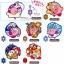 Hoshi no Kirby - Tsunagaru Rubber Strap Part.2 8Pack BOX(Pre-order) thumbnail 1