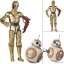 "MAFEX No.029 C-3PO & BB-8 ""Star Wars: The Force Awakens""(Pre-order) thumbnail 1"