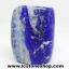 ลาพิส ลาซูลี่ Lapis Lazuli ขัดมันขนาดพกพา (57g) thumbnail 1