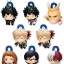 Deforme Clip - Boku no Hero Academia 8Pack BOX(Pre-order) thumbnail 1