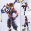 KINGDOM HEARTS III BRING ARTS - Sora Action Figure(Pre-order) thumbnail 1