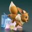 "ARTFX J - ""Pokemon"" Series: Blue with Eevee 1/8 Complete Figure(Pre-order) thumbnail 16"