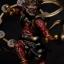 KT Project KT-EX05 Takeya Style Jizai Okimono Raijin (Red)(Pre-order) thumbnail 3