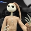 Nightmare Before Christmas - 16 Inch Coffin Doll: Jack Skellington (Pajama Ver.)(Pre-order) thumbnail 1