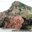 ▽เพชรหน้าทั่ง มีโรโดไนต์ (Pyrite with Rhodonite) (300g) thumbnail 4