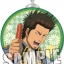 Gintama - Trading Tsunagaru Can Badge Charm 10Pack BOX(Pre-order) thumbnail 10