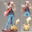 "ARTFX J ""Pokemon"" Series - Red with Pikachu 1/8 Complete Figure(Pre-order) thumbnail 1"