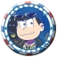 Osomatsu-san - Chara Badge Collection A 6Pack BOX(Pre-order) thumbnail 3