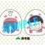 Toy'sworks Collection Niiten-gomu! Clip - Osomatsu-san 10Pack BOX(Pre-order) thumbnail 2