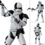 """MAFEX No.69 MAFEX FIRST ORDER STORMTROOPER EXECUTIONER """"Star Wars: The Last Jedi""""(Pre-order) thumbnail 1"""