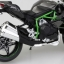 1/12 Complete Motorcycle Model Kawasaki Ninja H2(Released) thumbnail 6