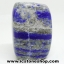ลาพิส ลาซูลี่ Lapis Lazuli ขัดมันขนาดพกพา (36g) thumbnail 4
