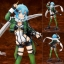 Sword Art Online the Movie: Ordinal Scale - Sinon 1/7 Complete Figure(Pre-order) thumbnail 1