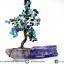 ต้นไม้มงคล ต้นไม้ หินลาพิส ลาซูลี่ Lapis Lazuli ใช้เสริมฮวงจุ้ย โต๊ะทำงาน (642g) thumbnail 3