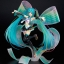 Character Vocal Series 01. Hatsune Miku 10th Anniversary Ver. 1/7 Complete Figure(Pre-order) thumbnail 7