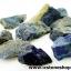 ลาพิส ลาซูลี่ Lapis Lazuli ก้อนธรรมชาติ 10 ชิ้น (109g) thumbnail 2