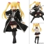 1/12 Luluna / Black Raven -The gale of the scythe. The Beginning of the End- Misty Gold Complete Doll(Pre-order) thumbnail 1