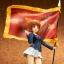 Girls und Panzer the Movie - Miho Nishizumi Senshado Zenkoku Koukousei Taikai Winning Flag Ver. 1/7 Complete Figure(Pre-order) thumbnail 11