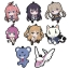 Ao no Kanata no Four Rhythm - Petanko Trading Rubber Strap 8Pack BOX(Pre-order) thumbnail 1