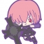 Rubber Mascot - Fate/Grand Order Design produced by Sanrio 8Pack BOX(Pre-order) thumbnail 8