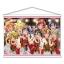 Love Live! - Mu's B1 Wall Scroll(Pre-order) thumbnail 1