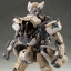 [Bonus] 1/35 Border Break Cougar NX Assault Custom Plastic Model(Pre-order) thumbnail 10