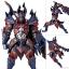 Vulcanlog 019 MonHunRevo Hunter Male Swordsman Glavenus Series(Pre-order) thumbnail 1