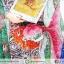 [โปรโมชั่น] ภาพเทพเจ้าฮกลกซิ่ว ทำจากพลอยและหิน (ขนาดรวมกรอบ 41x51 นิ้ว.) thumbnail 6