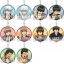 Gintama - Trading Tsunagaru Can Badge Charm 10Pack BOX(Pre-order) thumbnail 1