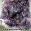 ▽อเมทิสต์ Amethyst ตั้งโต๊ะ พร้อมฐานกระจก (1.13 KG) thumbnail 4