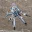 ACKS V.F.G. Macross Delta VF-31J Siegfried Plastic Model(Pre-order) thumbnail 5