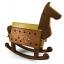 Love Toys Vol.3 Sankaku Mokuba Wooden horse 1/12 Unpainted Assembly Kit(Pre-order) thumbnail 3