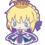 Rubber Mascot - Fate/Grand Order Design produced by Sanrio 8Pack BOX(Pre-order) thumbnail 2