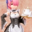 Re:ZERO -Starting Life in Another World- Ram 1/7 Complete Figure(Pre-order) thumbnail 6