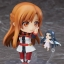 Nendoroid Sword Art Online the Movie: Ordinal Scale - Asuna Ordinal Scale Ver. & Yui(Pre-order) thumbnail 3