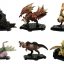 "Capcom Figure Builder - ""Monster Hunter"" Standard Model Plus Vol.9 6Pack BOX(Pre-order) thumbnail 1"