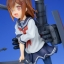 Kantai Collection -Kan Colle- Ikazuchi 1/7 Complete Figure(Pre-order) thumbnail 11