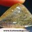 ▽=โปรโมชั่น= พลอยไหมทอง Golden Rutilated Quartz (35.50ct.) thumbnail 8