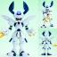 Medabots DS KWG00-M Rokusho 1/6 Plastic Model(Pre-order) thumbnail 1