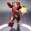 "S.H. Figuarts - Iron Man Mark.43 ""Avengers 2 Age of Ultron""(Pre-order) thumbnail 6"