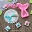 พิมพ์แฟนซี ฟองดอง พิมพ์วุ้น ลายหางนางเงือกเล็ก thumbnail 1