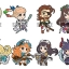 GRANBLUE FANTASY - Rubber Strap Collection vol.2 8Pack BOX(Pre-order) thumbnail 1