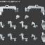 M.S.G Modeling Support Goods - Mecha Supply 08 X Armor B(Pre-order) thumbnail 6