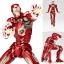 Figure Complex MOVIE REVO Series No.004 Iron Man Mark 45(Pre-order) thumbnail 1