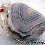 ▽บอสวาน่า อาเกต (Botswana Agate) ขัดมันขนาดพกพา (10g) thumbnail 1