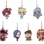 Uchuu Patrol Luluco - Trading Rubber Strap 7Pack BOX(Pre-order) thumbnail 1