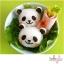 อุปกรณ์ทำเบนโตะ พิมพ์กดข้าวปั้น หน้าหมีแพนด้า thumbnail 4