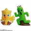 Final Fantasy - Mascot Coin Bank: Cactuar(Pre-order) thumbnail 6